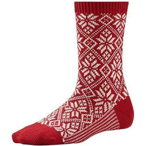 Smartwool Women's Traditional Snowflake Wool Socks
